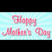 Mothers Day Sunburst